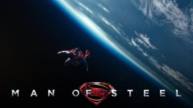 Man of Steel on Netflix UK